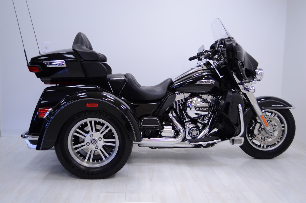 SPECIAL THIS WEEK ONLY! 2014 Tri-Glide Harley Davidson Trike