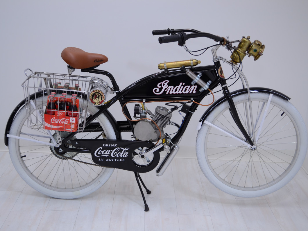 1900 Replica Indian Coca Cola