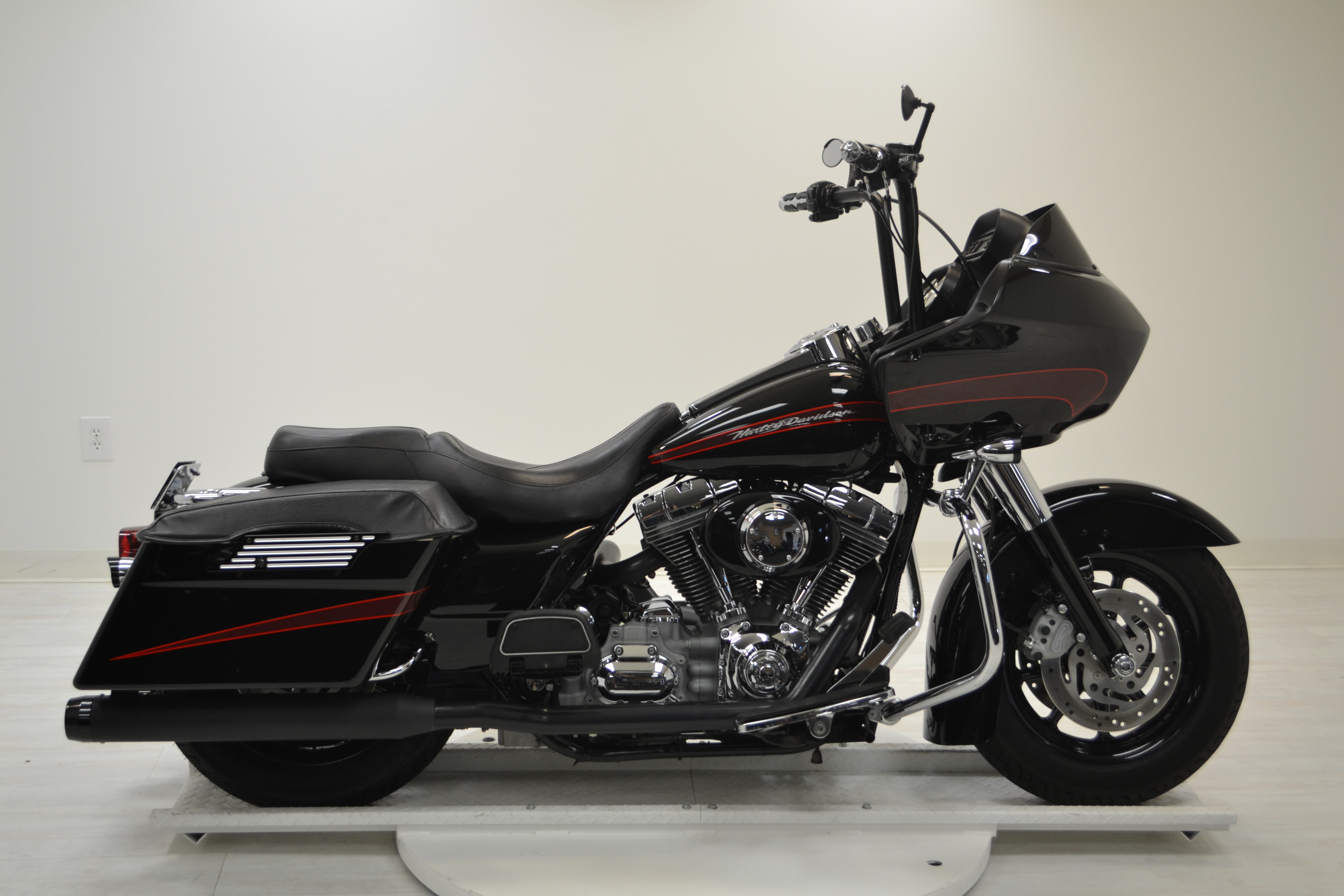 2007 Harley Davidson FLTR Road King